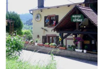 Auberge de la grange plainfaing restaurant plainfaing - Auberge des collines granges les beaumont ...